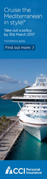 Cruise the Mediterranean in style